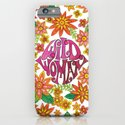 Wild Woman iPhone & iPod Case