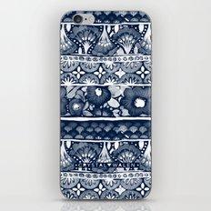 Boho Indigo iPhone & iPod Skin