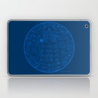 Sign Of The Dalek Laptop & iPad Skin