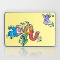 The Other Vowel Laptop & iPad Skin