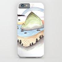 Haystack Rock iPhone 6 Slim Case