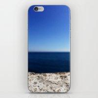 Blue Hues iPhone & iPod Skin