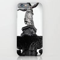 The Lady Of Fountain Square iPhone 6 Slim Case