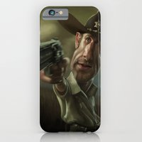Rick Grimes From 'The Wa… iPhone 6 Slim Case