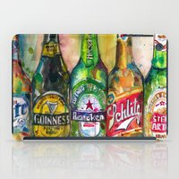 Miller Lite - Guinness- … iPad Case