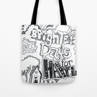 Hope for Haiti Tote Bag