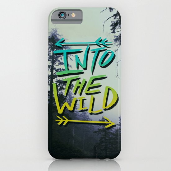 Into the Wild IV iPhone & iPod Case