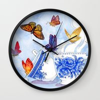 March Wall Clock