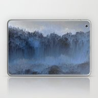 City In The Sky Twilight Laptop & iPad Skin