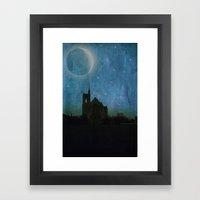 Holy Night Framed Art Print