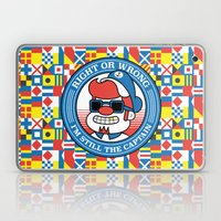 Right Or Wrong, I'm Stil… Laptop & iPad Skin