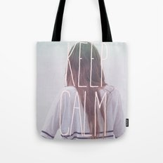 Wander (Keep Calm) Tote Bag