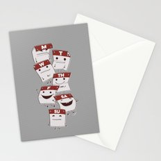 Woork Week Stationery Cards