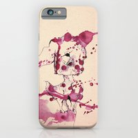 Spotted kitty fawn iPhone 6 Slim Case