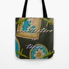 Architecture in tokyo / 東京の建築 Poster Tote Bag