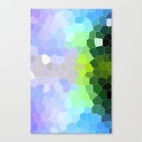 Spring Discovery  Canvas Print