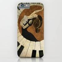 Key to the Soul iPhone 6 Slim Case
