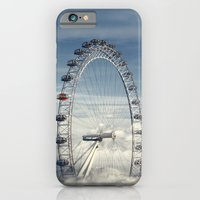 Ride Above the Clouds iPhone 6 Slim Case