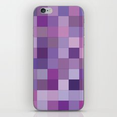 Rando Color 3 iPhone & iPod Skin