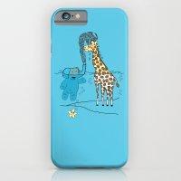 Snorkeling Buddies iPhone 6 Slim Case