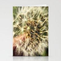 Dandelion Bliss Stationery Cards