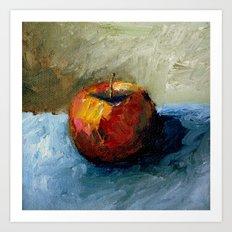Apple Still Life Art Print