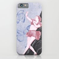 Butterfly Dancer iPhone 6 Slim Case