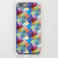 iPhone & iPod Case featuring Crosses by The Accelerator