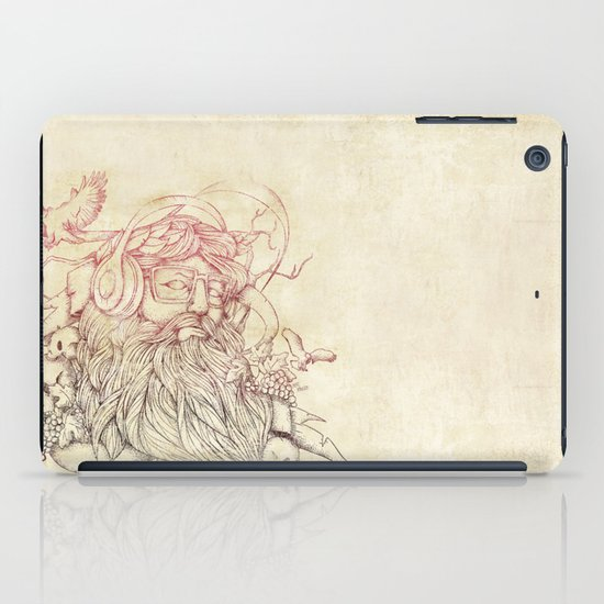 Listen to your soul iPad Case