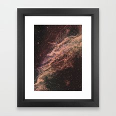 Galaxies Framed Art Print