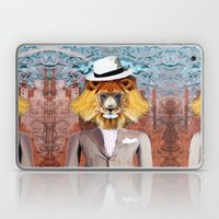 Mister Lion Laptop & iPad Skin