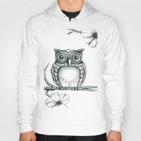 Fictional Owl Hoody