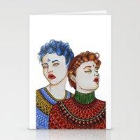 M#56 Stationery Cards