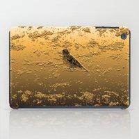 Bird On The Beach iPad Case