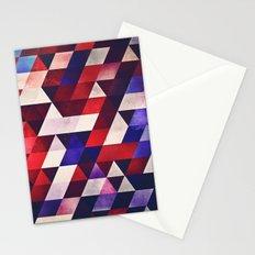 ryd whyte blww Stationery Cards