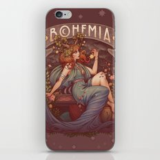 BOHEMIA iPhone & iPod Skin