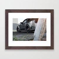 Ford Mustang Framed Art Print