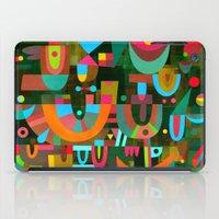 Schema 7 iPad Case