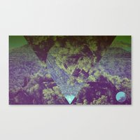 Quantic  Canvas Print