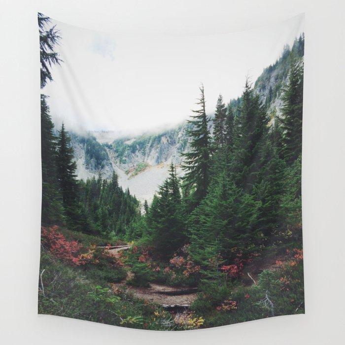 Desert Mountain Tapestry