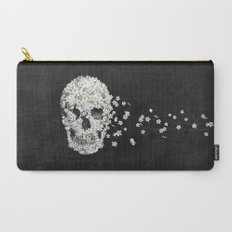 A Beautiful Death - mono Carry-All Pouch