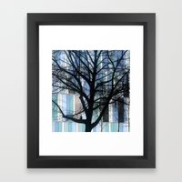 Tree (Munich) Framed Art Print