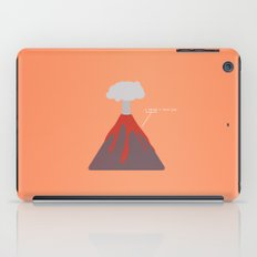 I Think I Lava You iPad Case