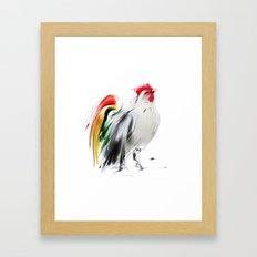 winner Framed Art Print