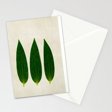 three of a kind 1 Stationery Cards