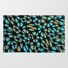 Blue Bloobly Rug