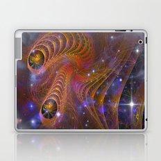 Keepers of Cosmic Change Laptop & iPad Skin