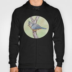 Grey-crested Tit Hoody