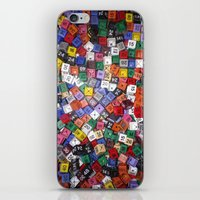It Is Not The Size Of A … iPhone & iPod Skin