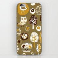 Tweety Chirp Hoot iPhone & iPod Skin